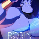 Tribute to Robin Williams by Tom Skender