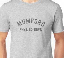 Mumford Phys Ed Dept Unisex T-Shirt