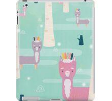 Llama Drama iPad Case/Skin