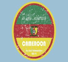 World Cup Football - Cameroon Kids Clothes