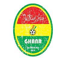 World Cup Football - Ghana Photographic Print