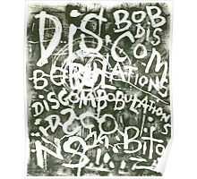 discombobulation Poster