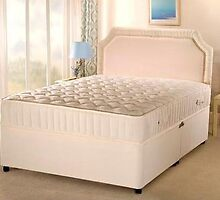 Durable Bonnell Spring Mattress  by S P  Singh