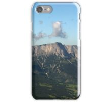 Bavarian Alps near Berchtesgaden iPhone Case/Skin