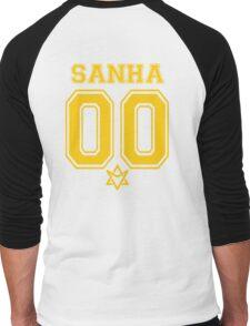 Sanha Jersey Men's Baseball ¾ T-Shirt