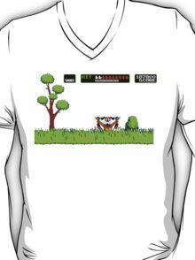 NES duck hunt dog game T-Shirt