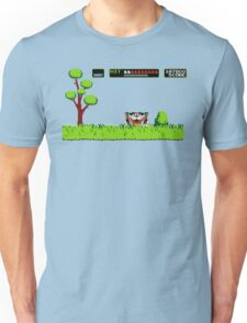 NES duck hunt dog game T-Shirt