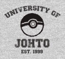 University of Johto by ScottW93