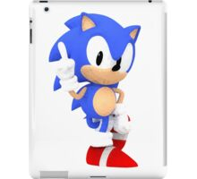 Sonic the Hedgehog - Polygon iPad Case/Skin