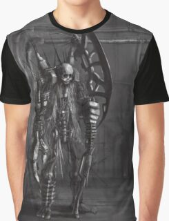 Mechanical Reaper Graphic T-Shirt