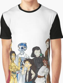 May the 4th Be With You Graphic T-Shirt