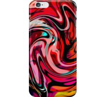 EjProject - Psychedelic 001 iPhone Case/Skin