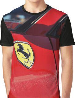 EGM Sports car Graphic T-Shirt