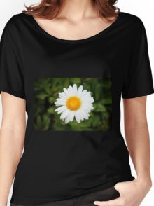 One White Daisy Women's Relaxed Fit T-Shirt