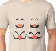 Face Of Unisex T-Shirt