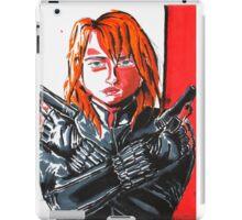 Agent Romanoff iPad Case/Skin
