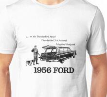 Lifeguard designed...'56 Ford. Unisex T-Shirt
