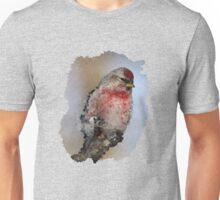 Carduelis flammea Bird Unisex T-Shirt
