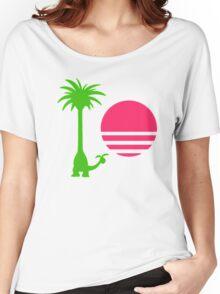 Alolan Exeggutor  Women's Relaxed Fit T-Shirt