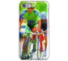 Cyclist FIVE iPhone Case/Skin