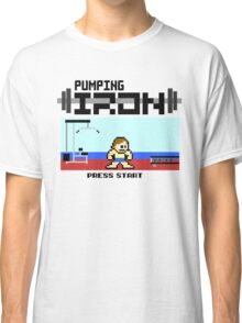 Pumping Iron Game Classic T-Shirt