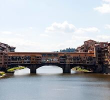 Ponte Vecchio by ASchachinger