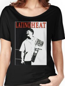 Latino Heat Scarface  Women's Relaxed Fit T-Shirt