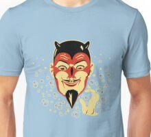 Vintage Halloween Devil Head Unisex T-Shirt