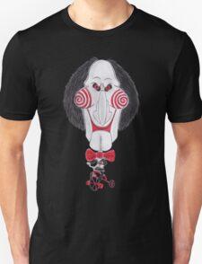 Horror Movie Puppet Caricature T-Shirt