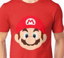 Simplistic Mario Unisex T-Shirt