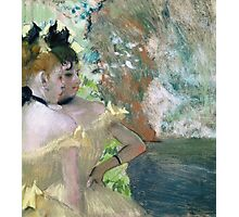 Edgar Degas - Dancers In The Wings Photographic Print