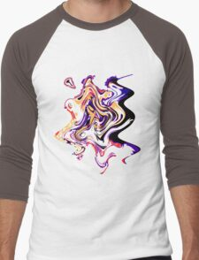 EjProject - Psychedelic 003 Men's Baseball ¾ T-Shirt