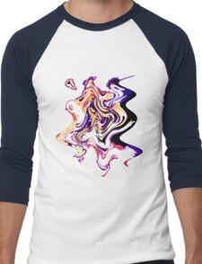 EjProject - Psychedelic 003 Men's Baseball ¾ T-Shirt