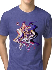 EjProject - Psychedelic 003 Tri-blend T-Shirt