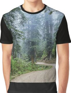 Morning Mist Graphic T-Shirt