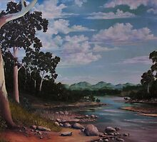 Shallow Creek by John Cocoris