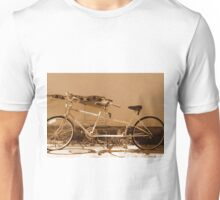 Our Bicycle Built For Two Unisex T-Shirt