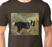 The Collie Dog. Unisex T-Shirt