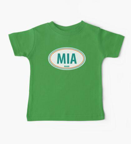 MIA - EURO STICKER Baby Tee