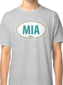 MIA - EURO STICKER Classic T-Shirt