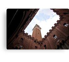 Siena - Italy Canvas Print