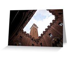 Siena - Italy Greeting Card