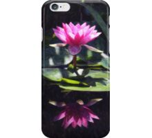 Reflections on the Water iPhone Case/Skin