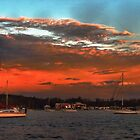 Nautical Bold Sunrise. Original exclusive photo art. by sunnypicsoz