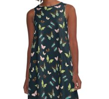 Flutter You Waiting For? A-Line Dress