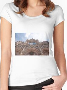 Siena - Italy Women's Fitted Scoop T-Shirt