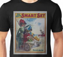 Performing Arts Posters The new Smart Set 2924 Unisex T-Shirt