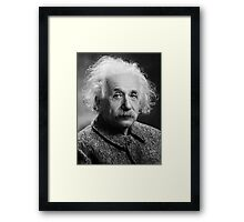 Albert Einstein - 1947 Framed Print