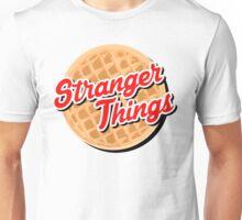 strange waffle Unisex T-Shirt