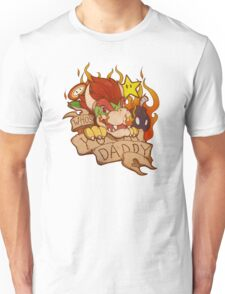 Bowser - Who's your Daddy Unisex T-Shirt